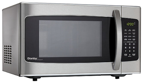 Countertop Microwave In Stainless Steel The Home Depot Canada