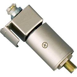 Progress Lighting Brushed Nickel Track Accessory, Pendant Adapter