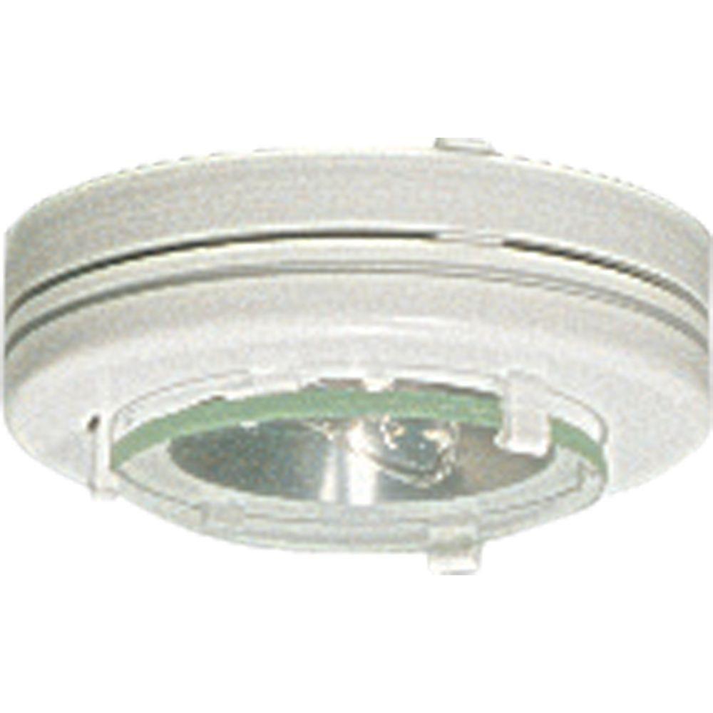Hide-a-Lite I White 1-light Under-Cabinet Fixture