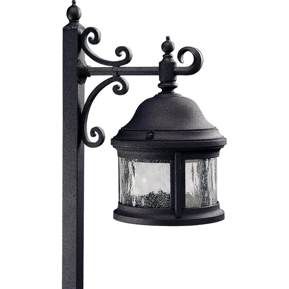 Ashmore Collection Black 1-light Landscape Pathlight