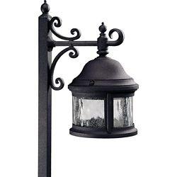 Progress Lighting Ashmore Collection Black 1-light Landscape Pathlight