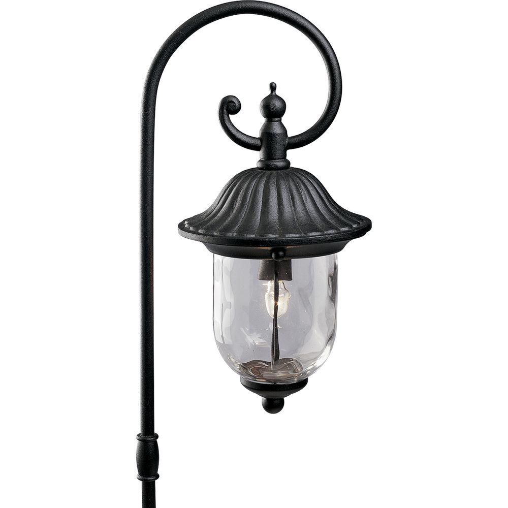 Coventry Collection Black 1-light Landscape Pathlight