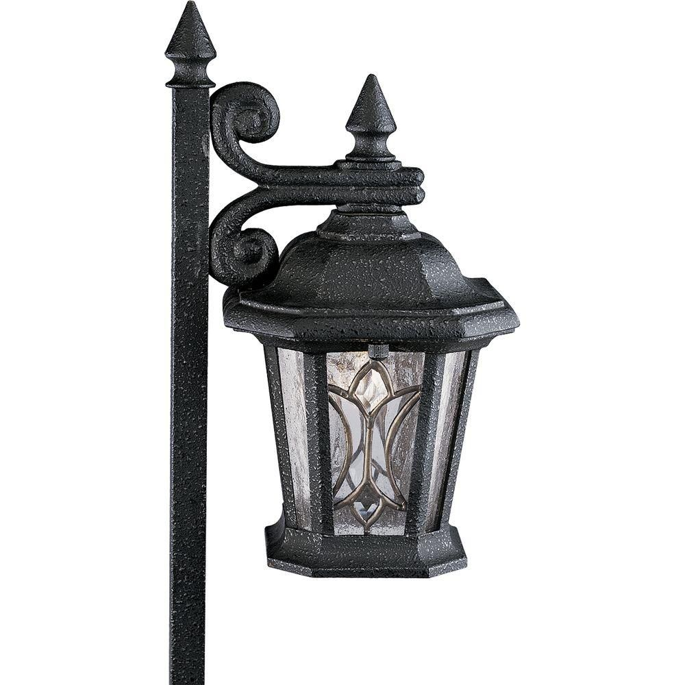Cranbrook Collection Gilded Iron 1-light Landscape Pathlight