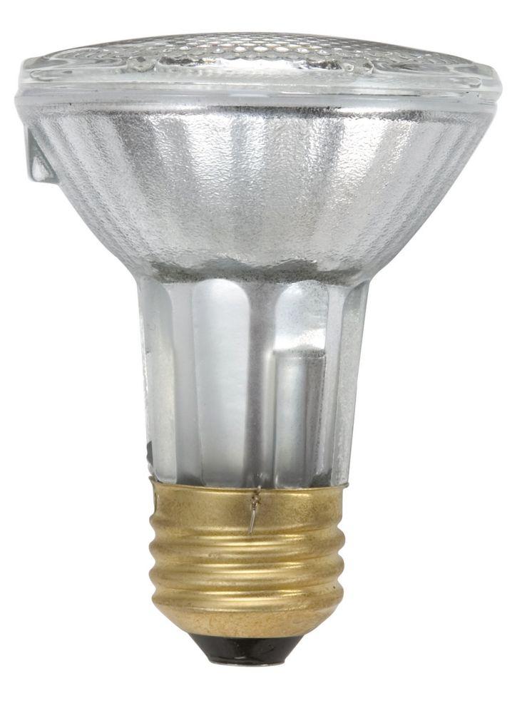 EcoVantage Ampoule éconergétique-Halogène Projecteur d'intérieur-PAR20- 39W = 50W