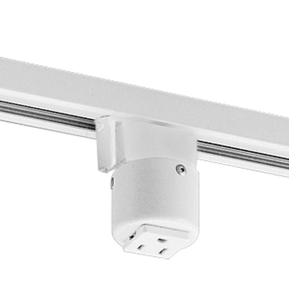 White Track Accessory, Outlet Adapter