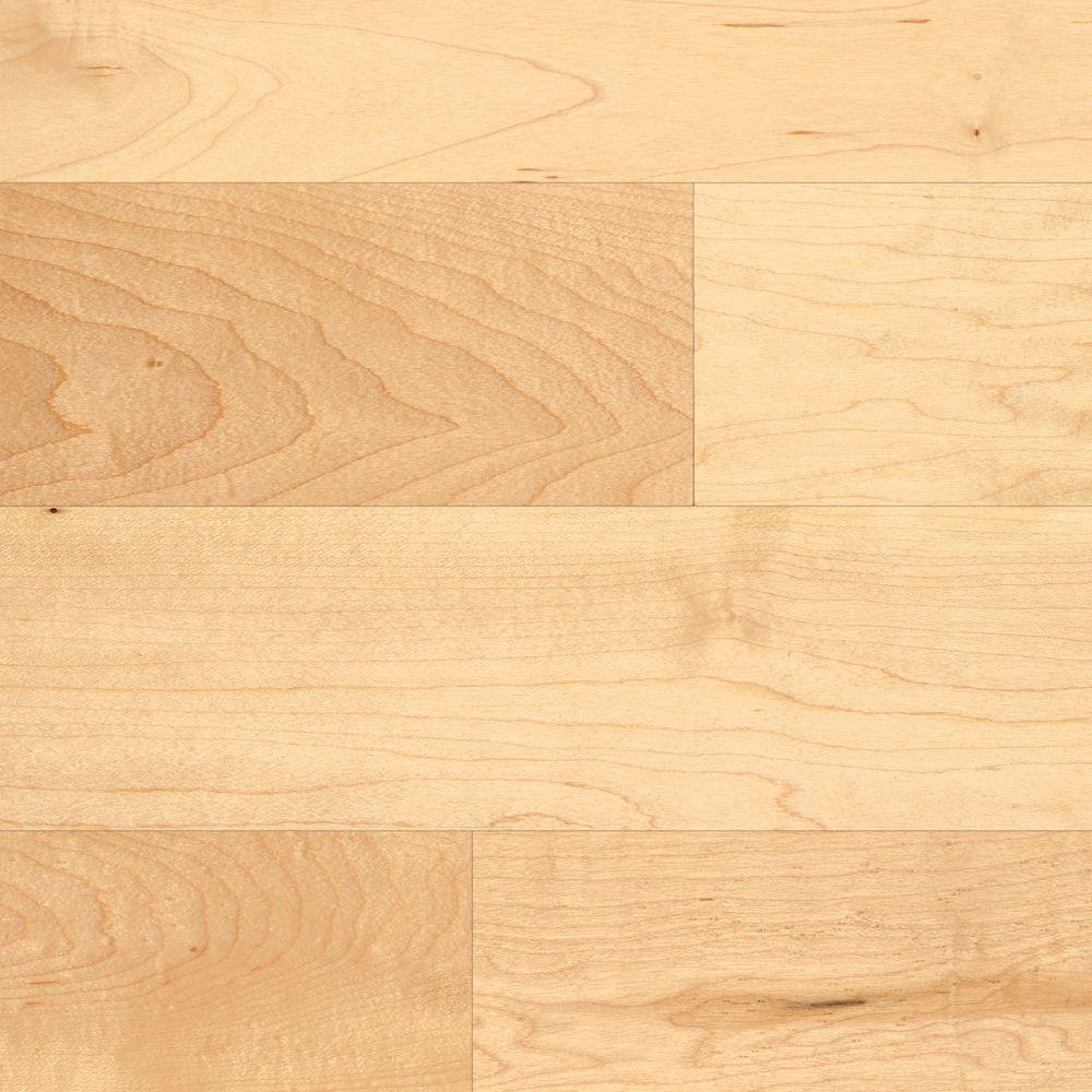 Titan maple pacific hardwood flooring 20 sq ft case for Hardwood flooring canada
