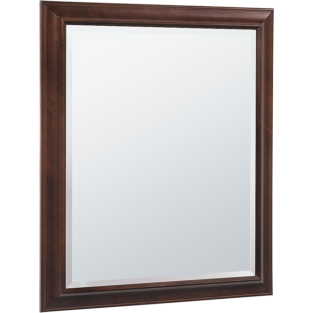 Gallery Java Wall Mirror - 29.25 Inch x 35 Inch
