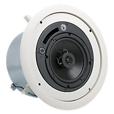 Strategy II 6 in 32W @ 70.7/100V Coaxial Tuned & Ported Ceiling System