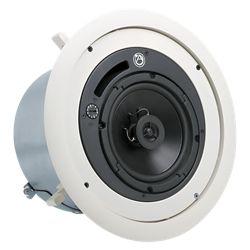 "Atlas Sound StratégieII 6 "" 32 W @ 70,7 / 100V Coaxial adapté & portés système de plafond"