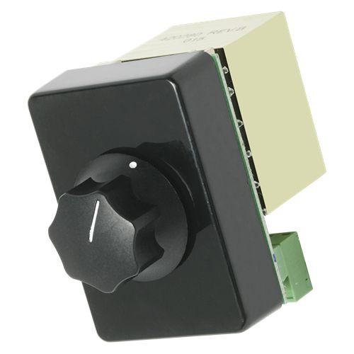 Atlas Sound Deluxe, Rack Mounted 10 W Attenuator, 3dB Steps