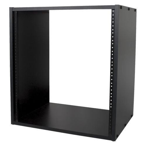 Atlas Sound 5/8 in High Grade Black MDF Rack 18RU