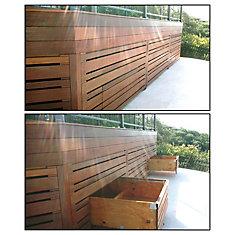 Tiroir de rangement pour patio (Ensemble)