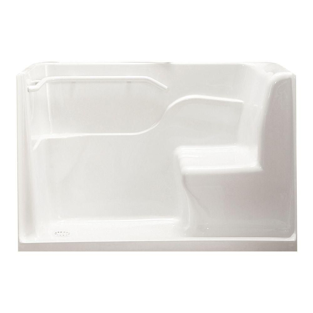 5 Feet Seated Safety Shower