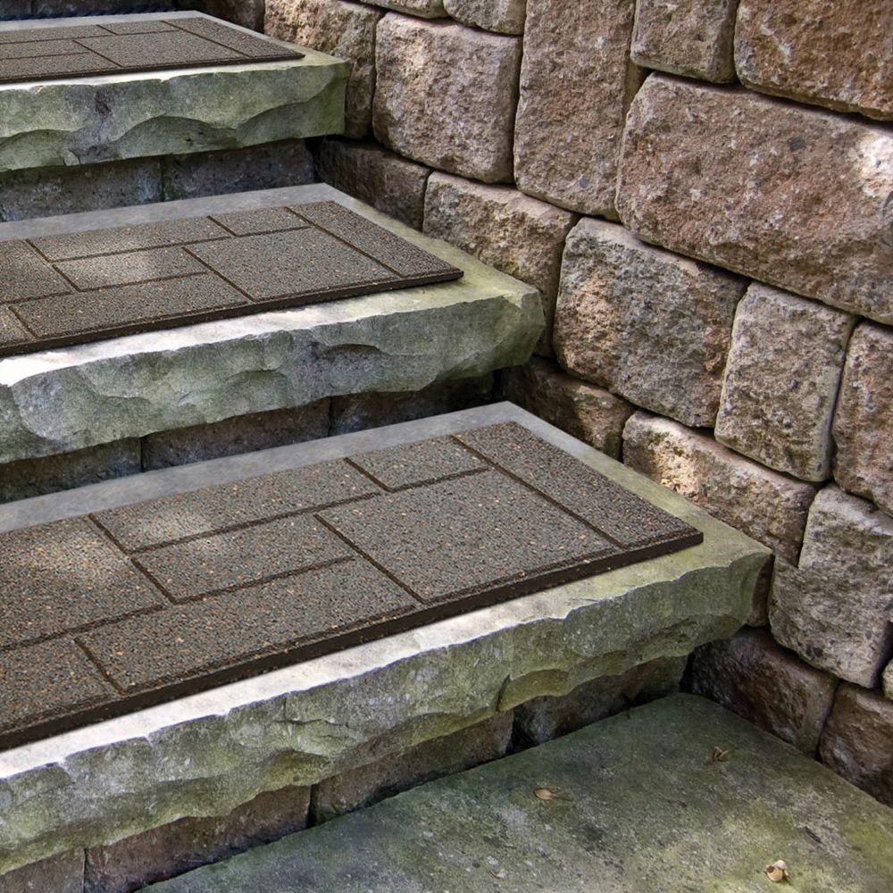 Patio Slabs At Home Depot: Oldcastle Earth Blend Domino Slab 12x12