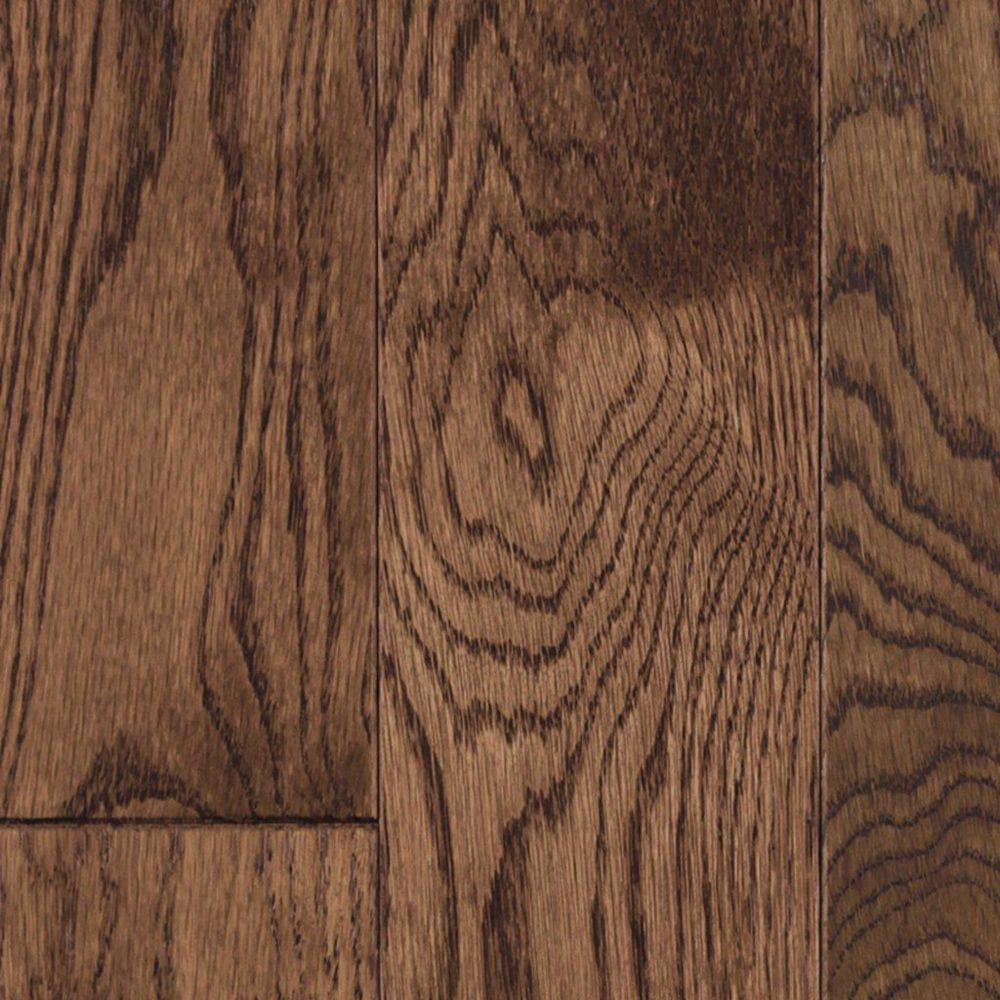 3 1/4 Inch Whiskey Plank Wiskey Barrel Wire Brushed 3/4 Inch Solid Hardwood Flooring (27  Sq.Ft./...