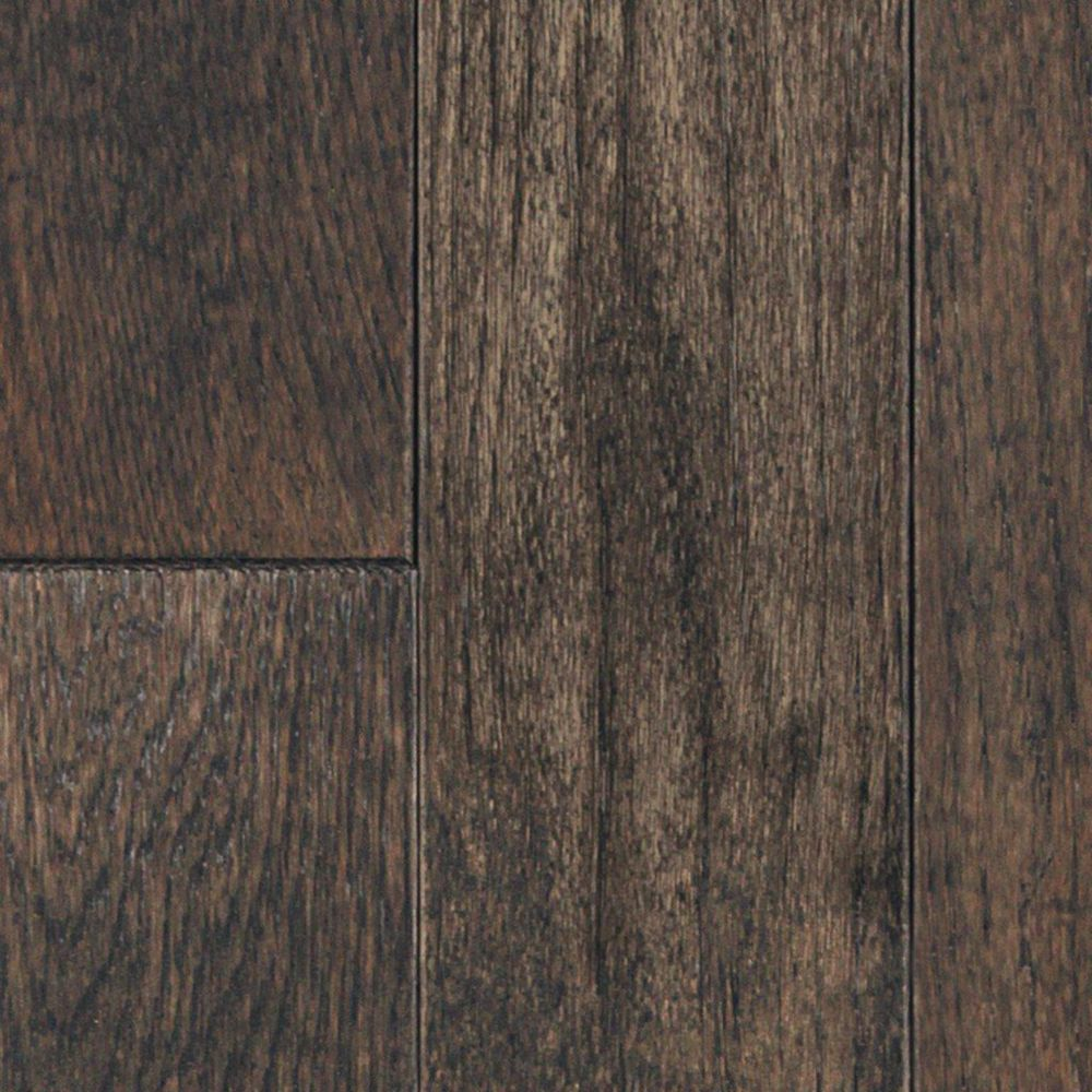 Whiskey Plank Oak Tobacco Smoke 3/4-inch Thick x 3 1/4-inch W Hardwood Flooring (27 sq. ft. / cas...