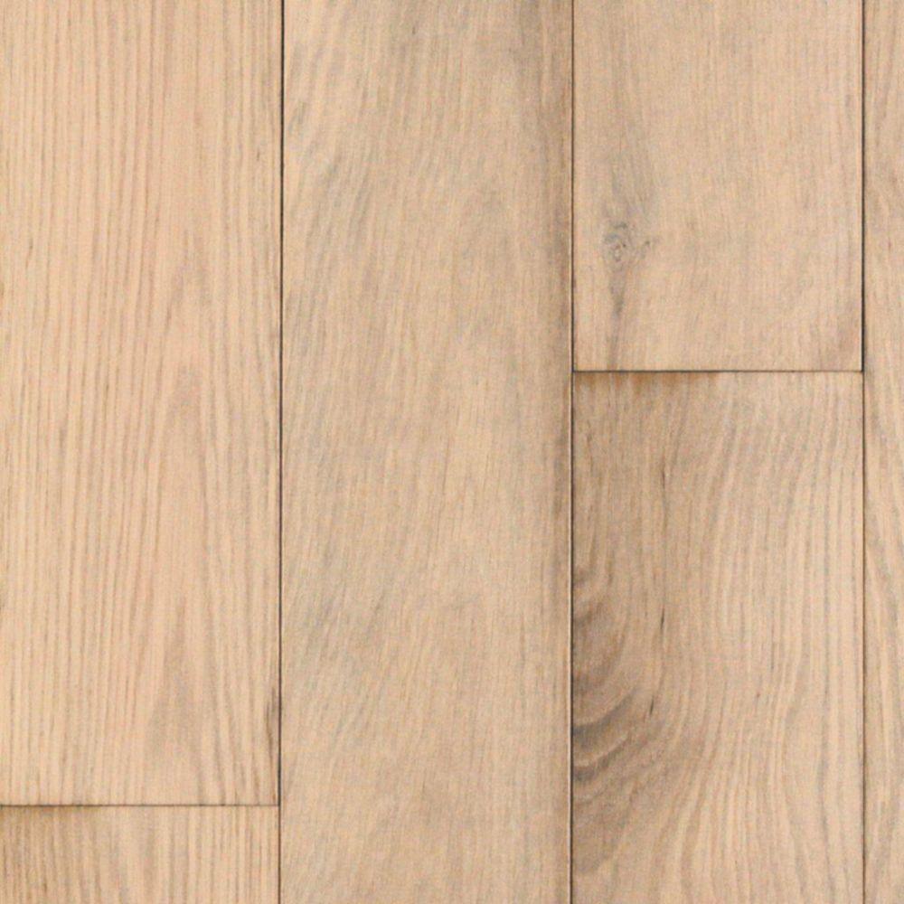 Mullican flooring oak glacier 3 4 inch thick x 5 inch w for Hardwood floors 5 inch