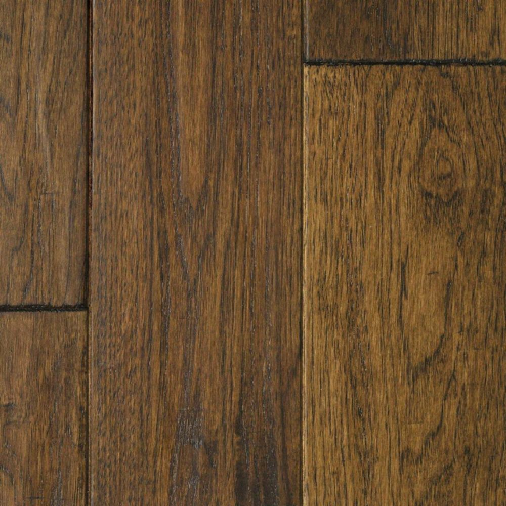 5 Inch Hickory Provincial Hand Sculpted 3/4 Inch Solid Hardwood Flooring (20  Sq.Ft./Case)
