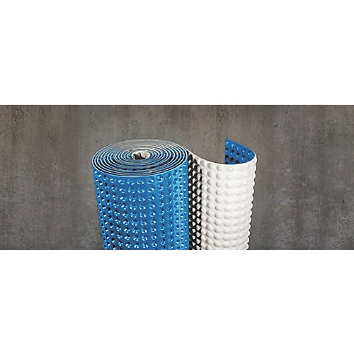 DMX 1-Step Vapour Barrier Cushioned Underlayment for Engineered Hardwood and Laminate Floors