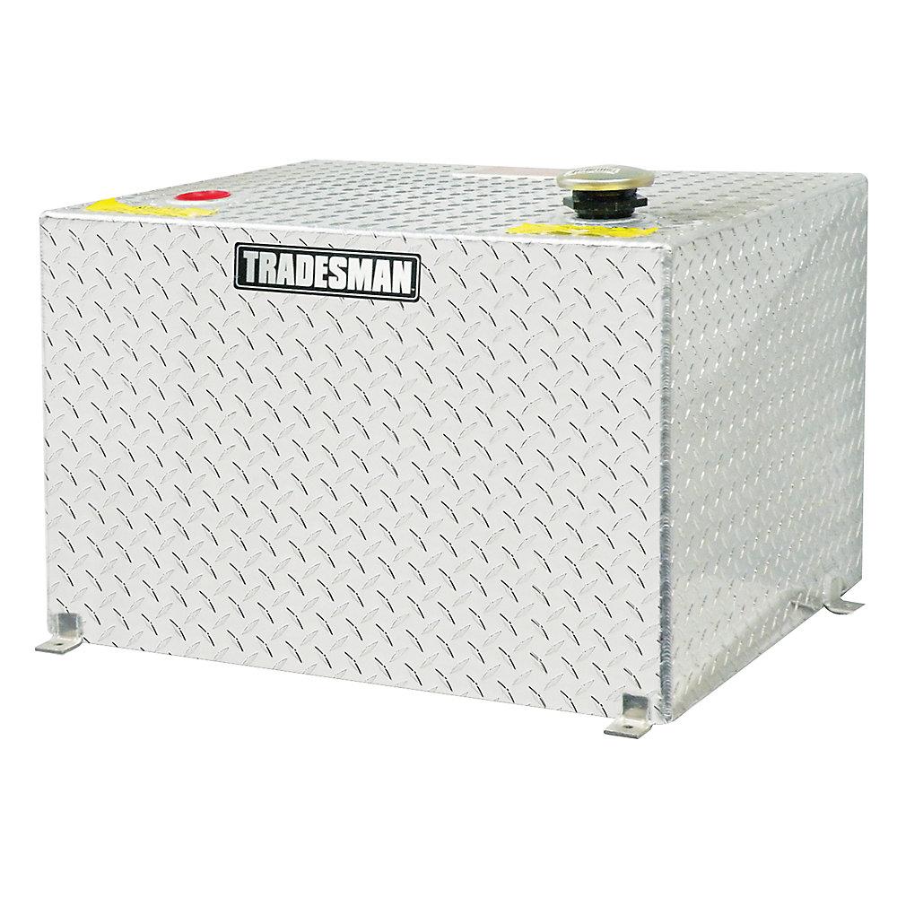 55 Gallon Rectangular Storage Tank