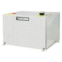 Tradesman 55 Gallon Rectangular Storage Tank
