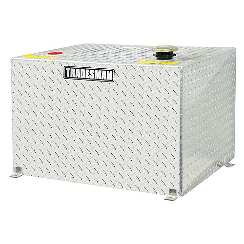 Tradesman 208L/55-Gallon Rectangular Storage Tank