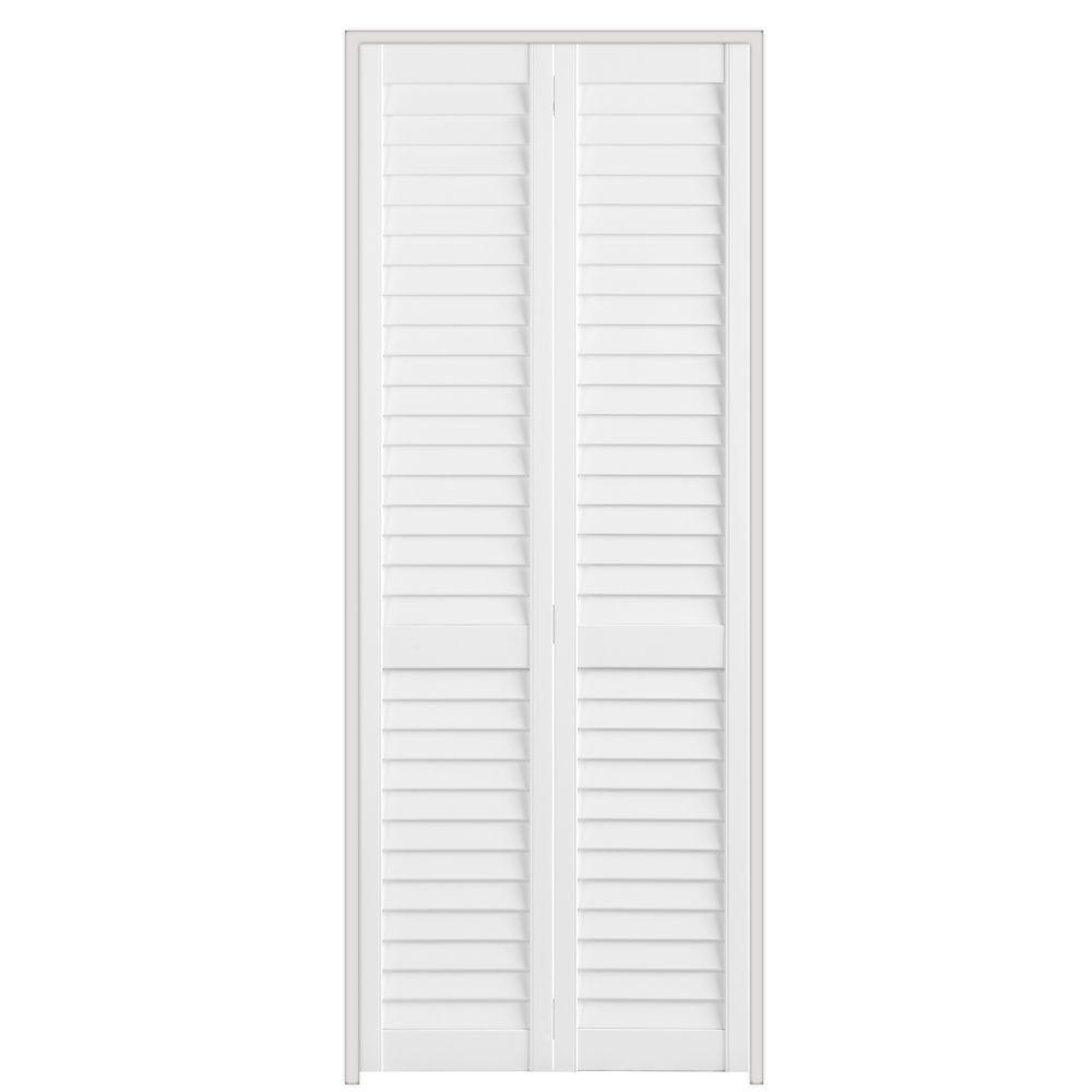 Masonite 24 inch x 78 inch 6 panel textured door slab - Home depot 6 panel interior doors ...