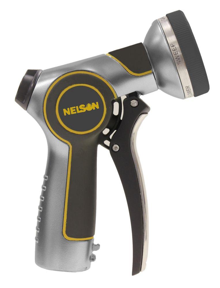 Pistolet darrosage Nelson à gâchette avant en acier inoxydable