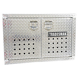 Tradesman 36  inch Flush Mount Dog Box