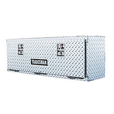48  inch Top Mount Truck Tool Box, Aluminum