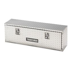 Tradesman 60  inch Top Mount Truck Tool Box, Aluminum
