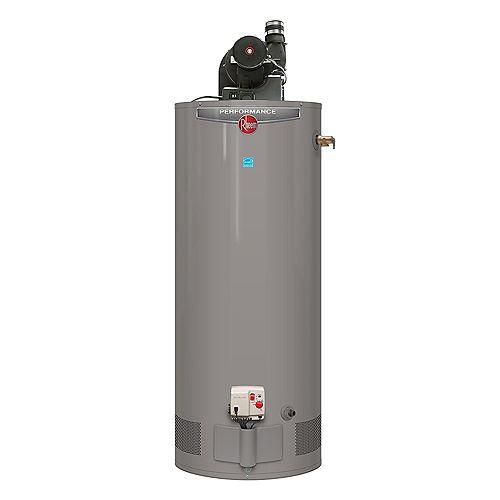 Rheem Performance Power Vent 50 Gallon Propane Water Heater with 6 Year Warranty