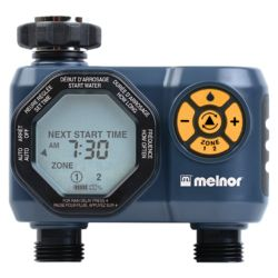 Melnor Two-Zone Automatic Water Timer
