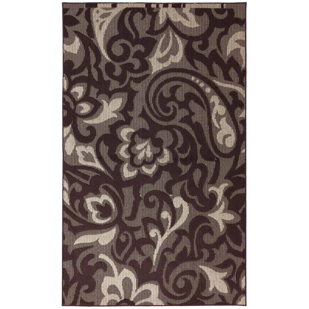 Forte Ermine Oyster 5 Ft. x 8 Ft. Area Rug