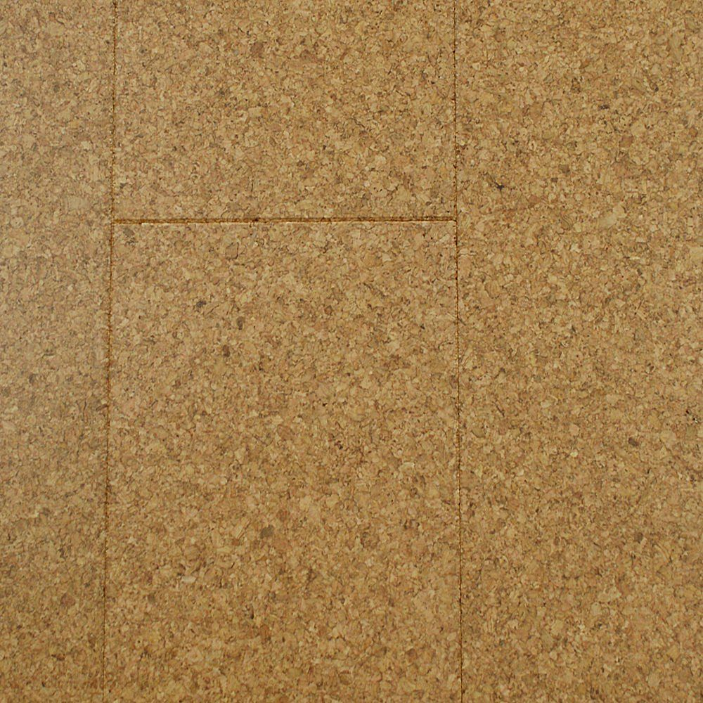 Heritage Mill Natural 13/32-inch Thick x 5 1/2-inch W x 36-inch L Cork Flooring (10.92 sq. ft. / case)