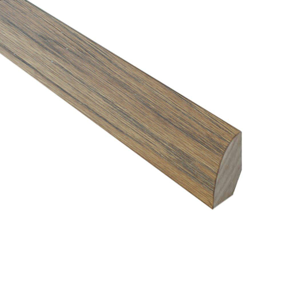Burnished Straw .75 in Wide x 78 in. Length Quarter Round Molding