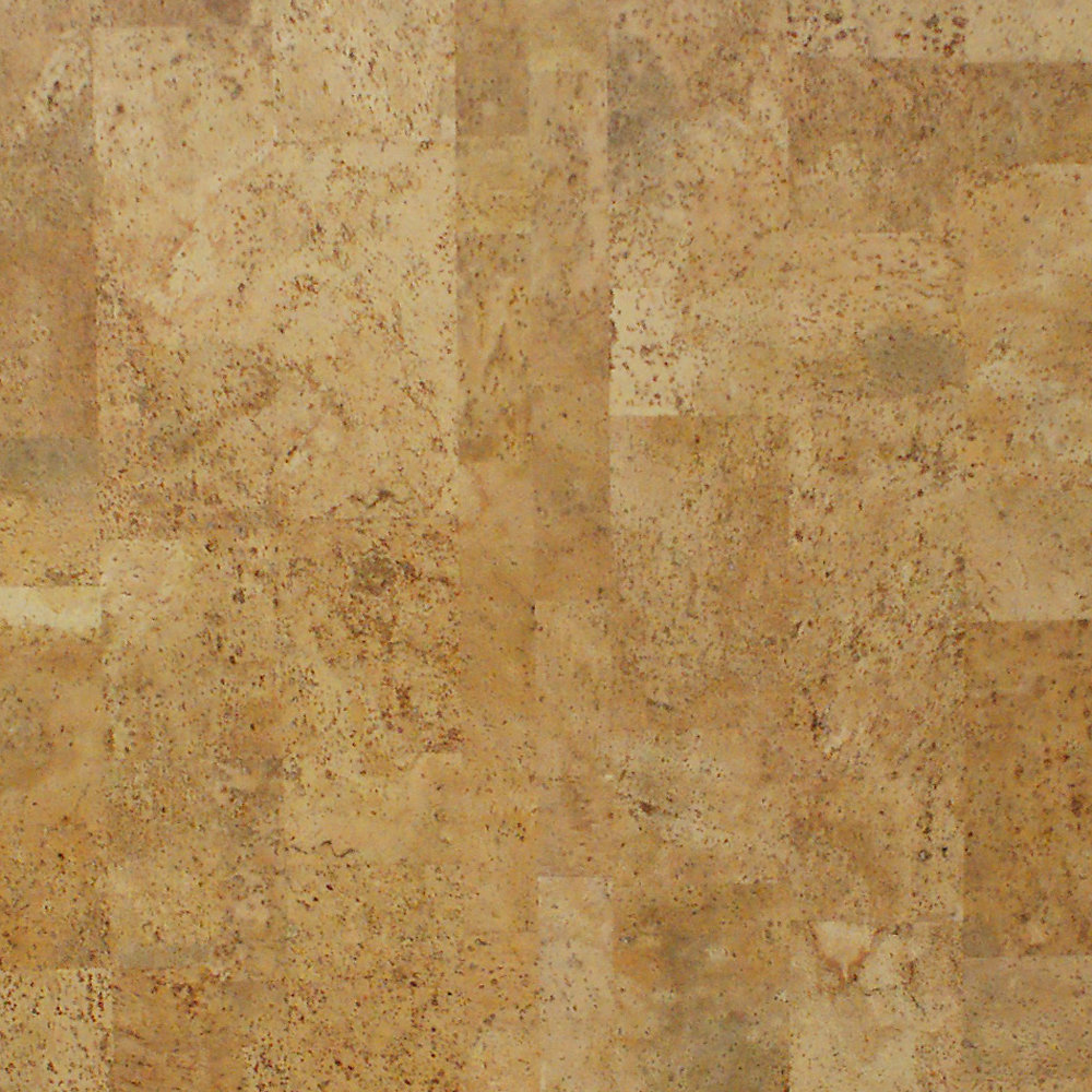 Latte pour plancher, liège, 13/32 po x 11 13/16 po x 35 7/8 po, Sandstone, 23,51 pi2/boîte