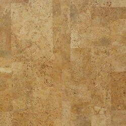 QEP Latte pour plancher, liège, 13/32 po x 11 13/16 po x 35 7/8 po, Sandstone, 23,51 pi2/boîte