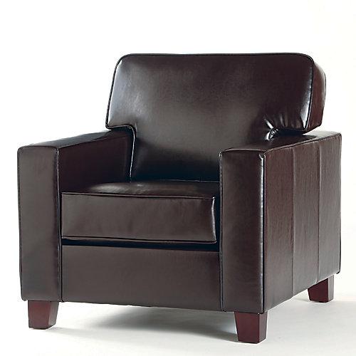 Brexley Club Chair - Espresso