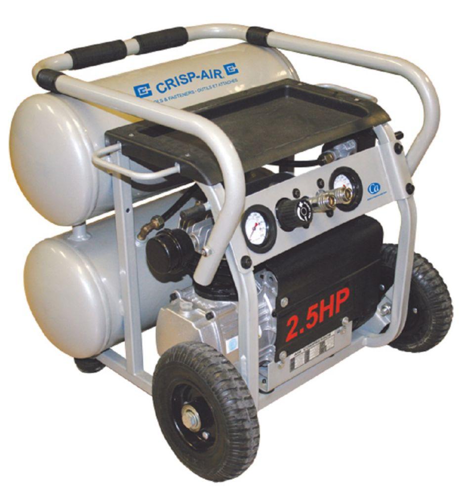 8 gal 2.5 hp Sherman Compressor 4.1 cfm @ 90 psi