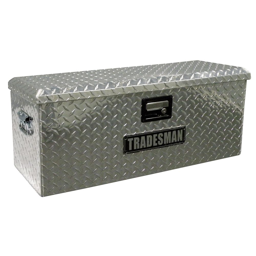 32  inch ATV Storage Box, Aluminum