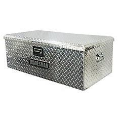 36  inch ATV Storage Box, Aluminum