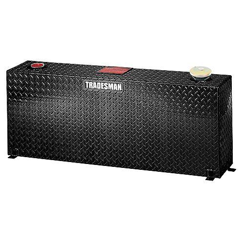 Tradesman 193L/51-Gallon Vertical Liquid Storage Tank in Black