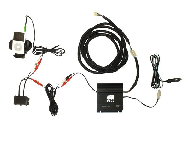 IPOD/MP3 Direct Hook up Kit