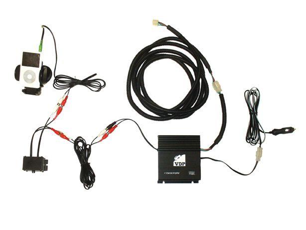 IPOD/MP3 Direct Hook up Kit