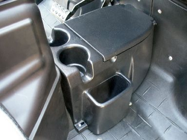 Center Floor Console - 04-07 Yamaha Rhino