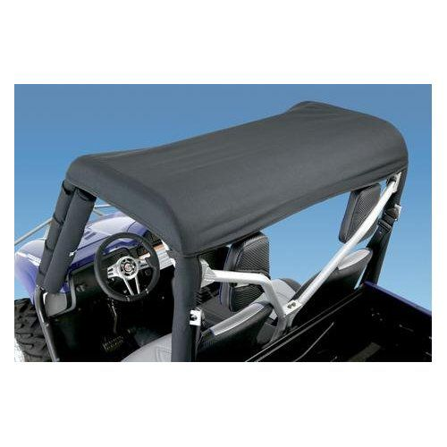 WindStopper - Polaris RZR Razor - Solid - Black Nylon with Clear Vinyl Window