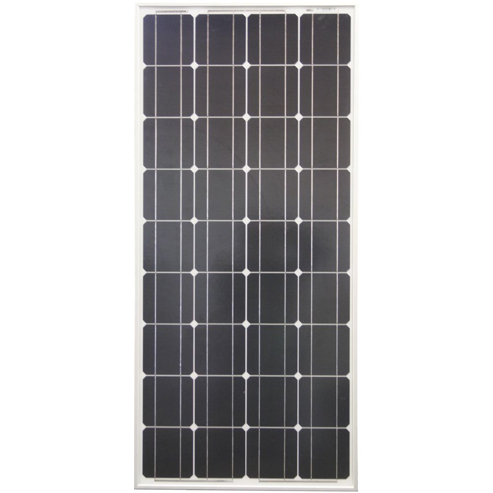 Grape Solar 100-Watt Grid-Tied / Off-Grid Monocrystalline PV Solar Panel