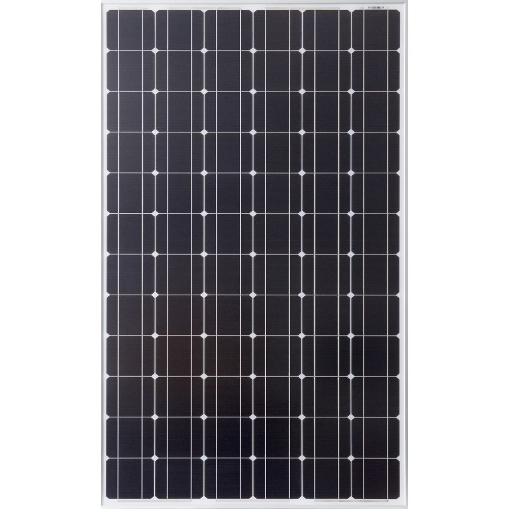 250-Watt Monocrystalline  Grid Tied PV Solar Panel