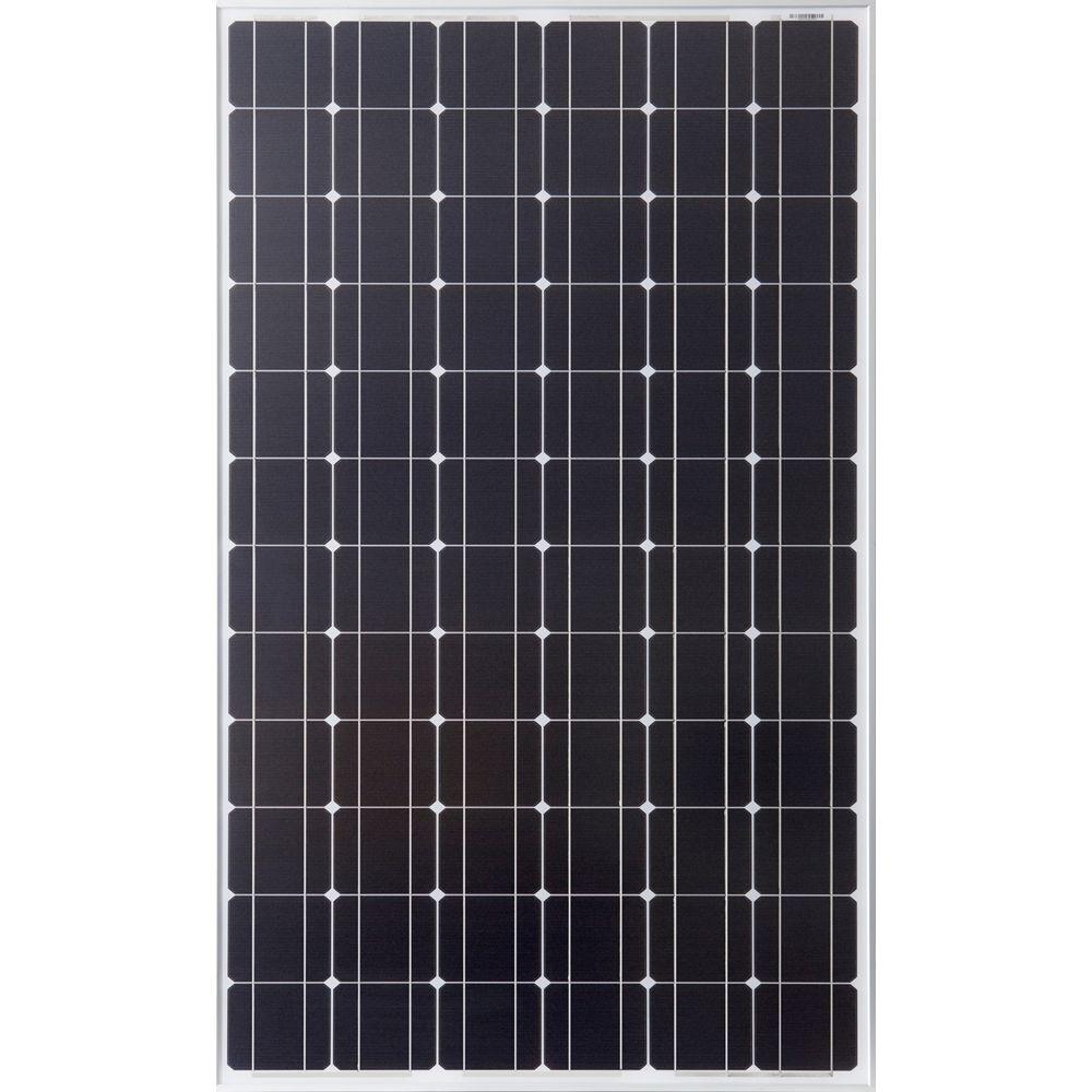 Panneau solaire interconnecté photovoltaïque monocristallin 250 W de Grape Solar